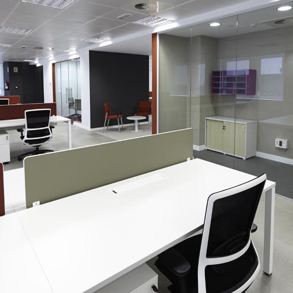 Actiu amuebla las nuevas oficinas de iberia en madrid experimenta - Oficinas de iberia ...