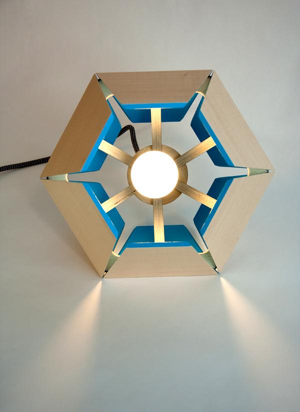 Capside Lamp-