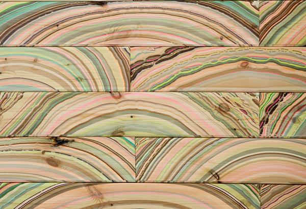 Marbelous Wood-