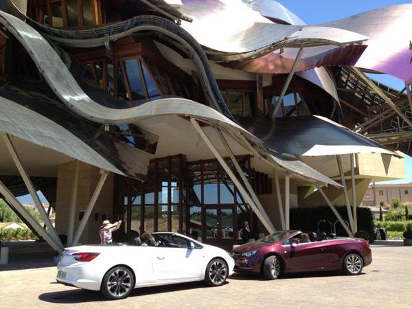 Automoción, Cabrio, Automóvil, Opel, Descapotable, Transporte, marques de riscal