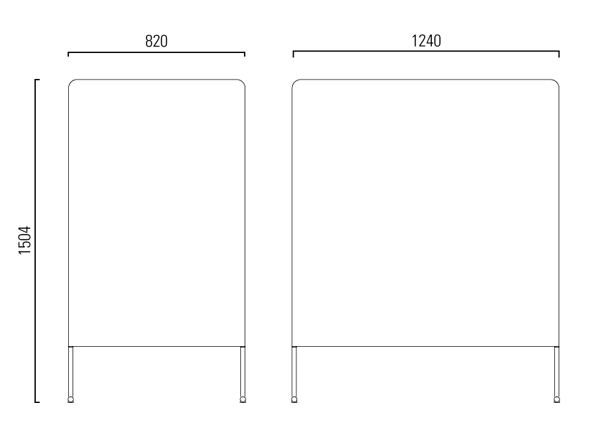 Linked separadores de oficina de carlos t scar para for Oficina zurich valencia