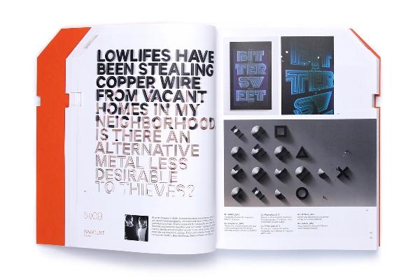 64GB: el diseño británico protagonista del proyecto editorial de Viction:ary