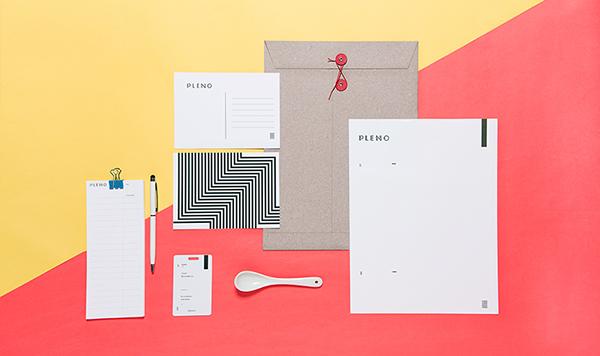 Identidad corporativa, Futura, Pleno Social House