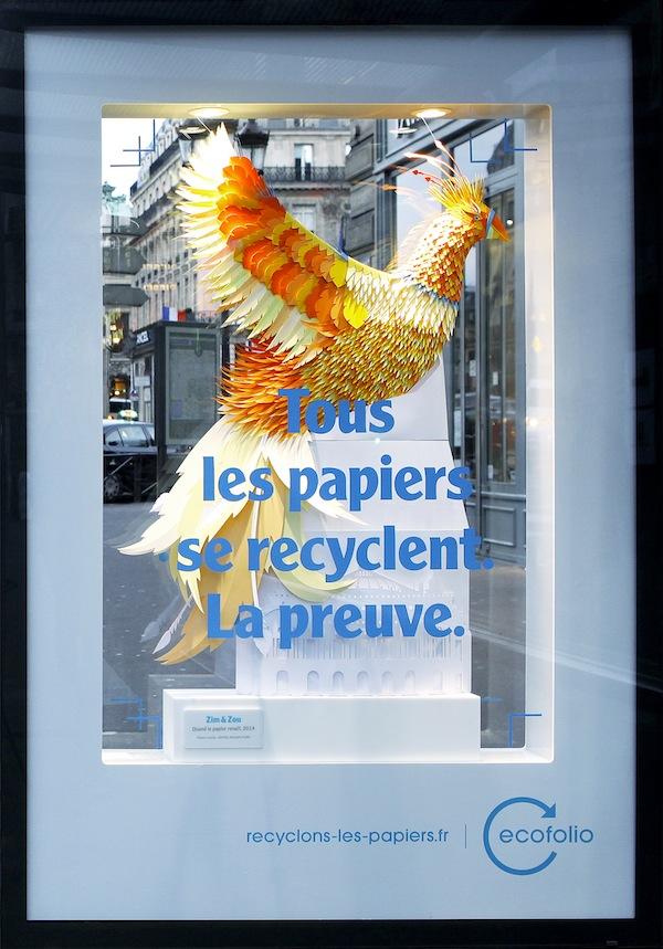 paper rebirth