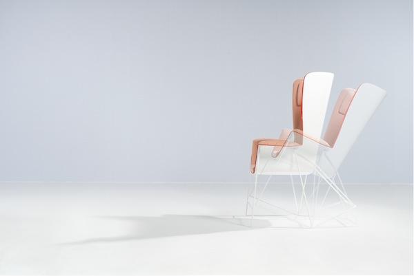 Les talents français du design a Milan