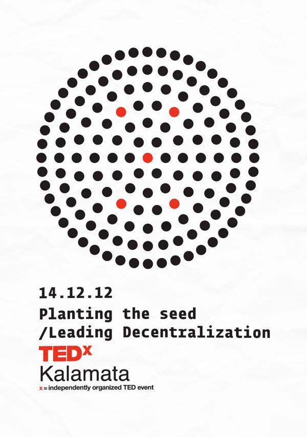 Identidad visual de Holy para TEDxKatamala