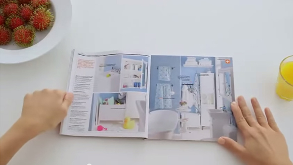 Bookbook de Ikea