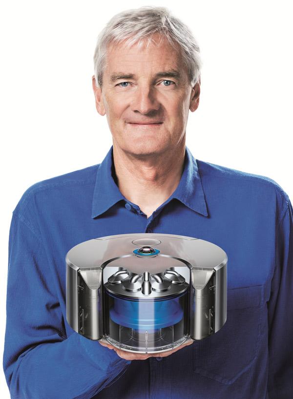 Dyson 360  Eye de James Dyson