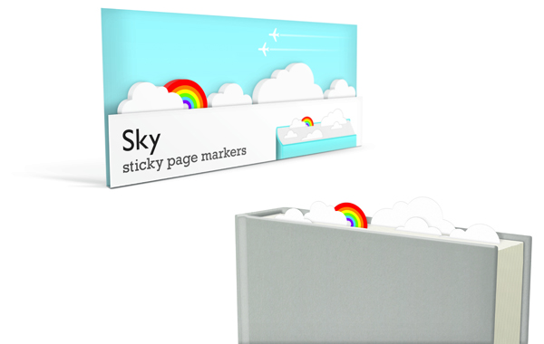 Sticky Page Markers de Duncan Shotton