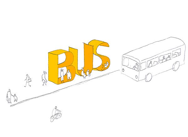 Bus Stop de mmmmm...