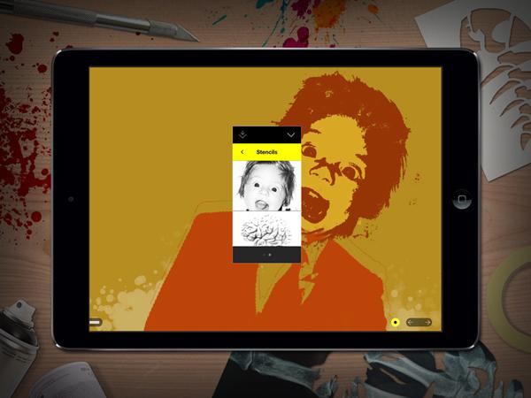 2D App para iPad