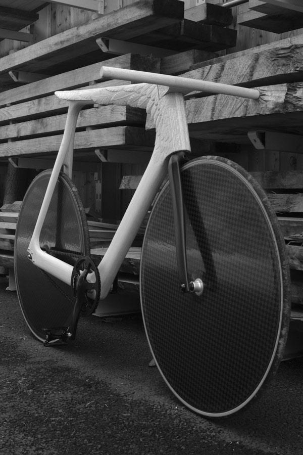 Bicicleta Alerion y Arvik de Keim