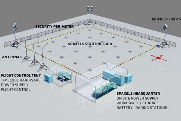 Spaxel de Ars Electronica Futurelab
