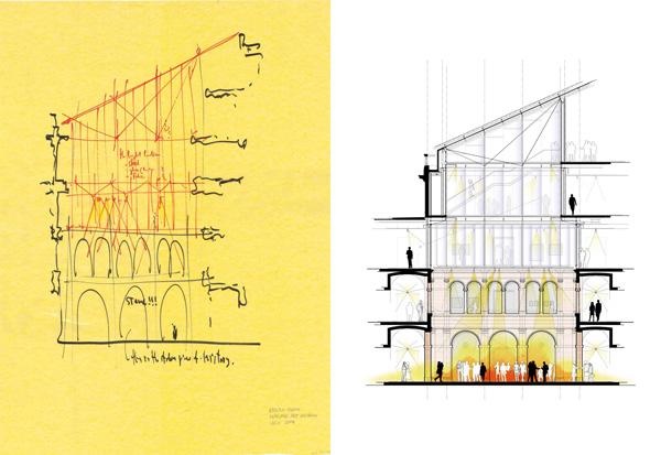 Harvard Art Museums por Renzo Piano