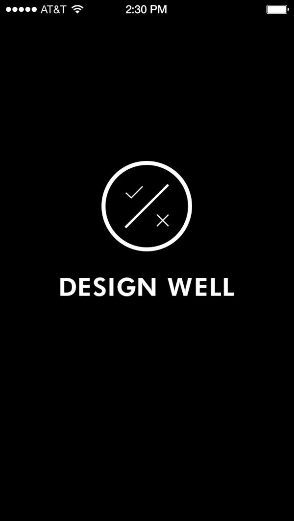 Design Well de Pushstart Creative