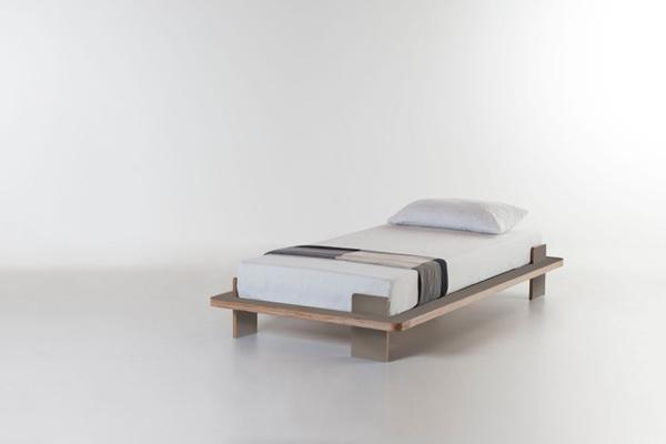 Rigo Letto, cama de Arianna Giovacchini para Formabilio