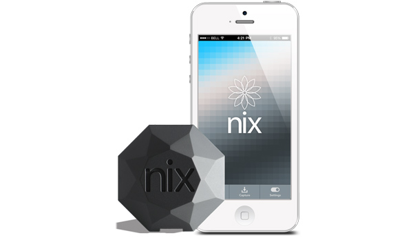 Nix Pro Color Sensor, la pantonera digital