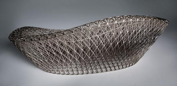 Sofa So Good, sofá imprimido en 3D por Janne Kyttanen