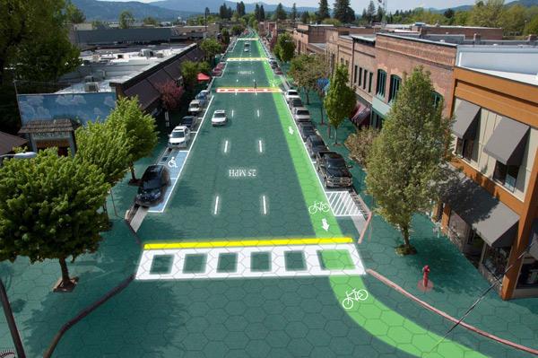 Solar Roadways de Scott Brusaw
