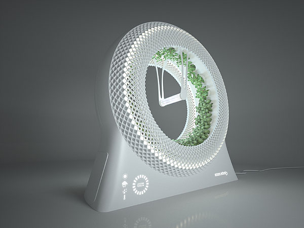 The Green Wheel, DesignLibero, 2012.