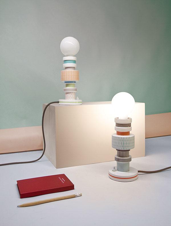 Lámpara Moresque, de Alessandro Zambelli para Seletti
