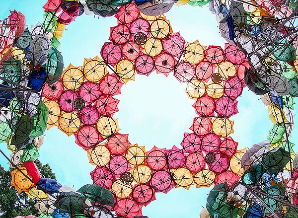 Organic Growth o la hortensia como inspiración arquitectónica