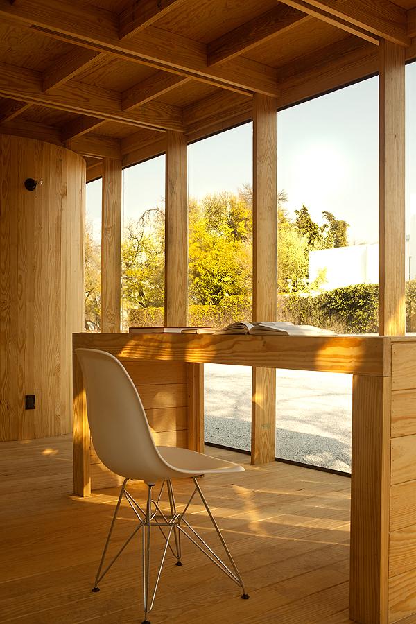 Casa de Madera, de S-AR stación-Arquitectura