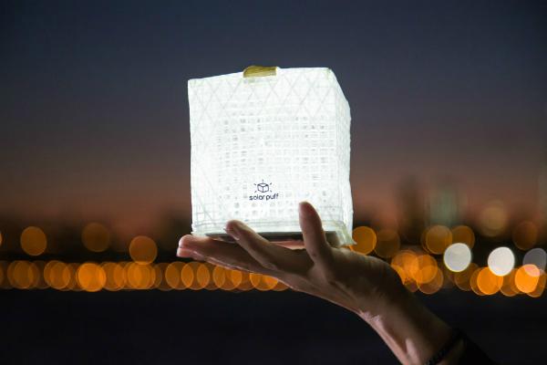 SolarPuff, una luz para Haití