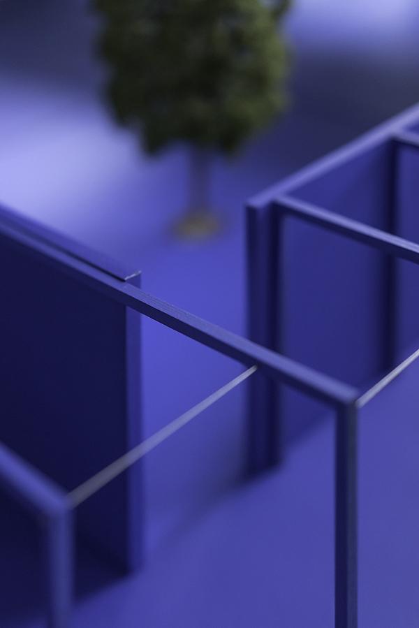 Greenhouse, el pabellón de Note en la Stockholm Furniture Fair 2015