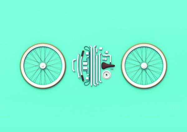 Kit Bike, la bicicleta plegable de Lucid Design