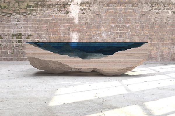 abyss table el abismo marítimo de duffy london