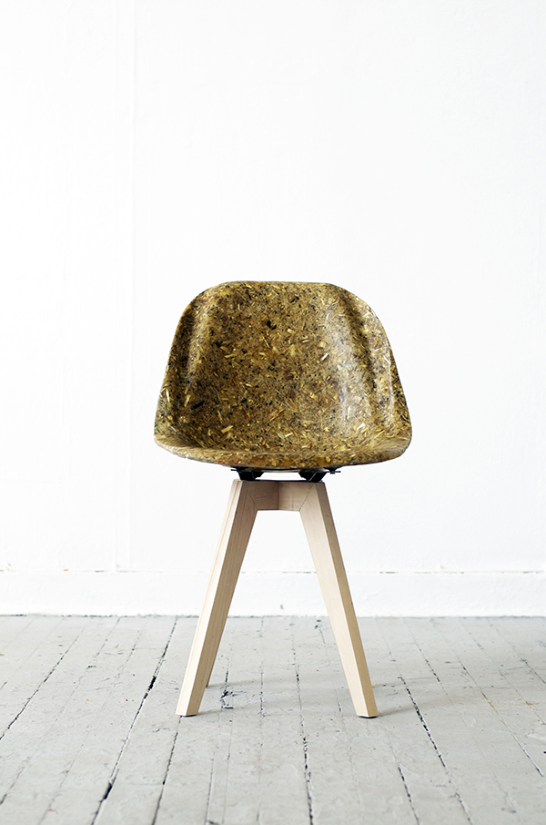 Artichair, la silla ecológica de Kizis Studio