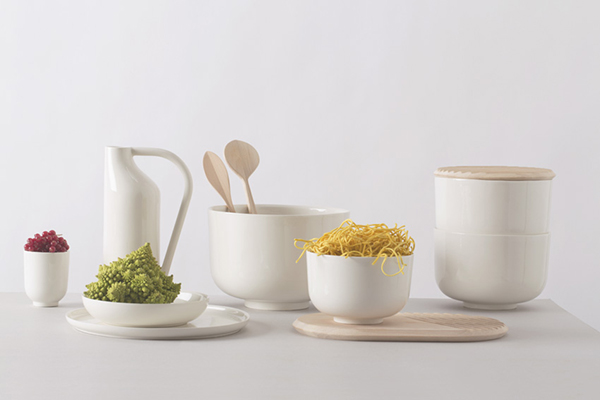 À Table, food design de Fabrica para Atipico, 2015.