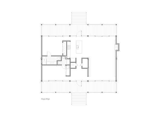 Brillhart House, Brillhart Architecture, 2014.