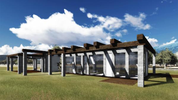 Casa Spronken, de Sanahuja & Partners y Xander Spronken