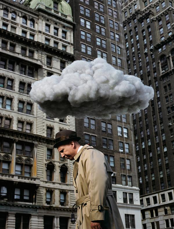 Dark Cloud, © Hugh Kretschmer.