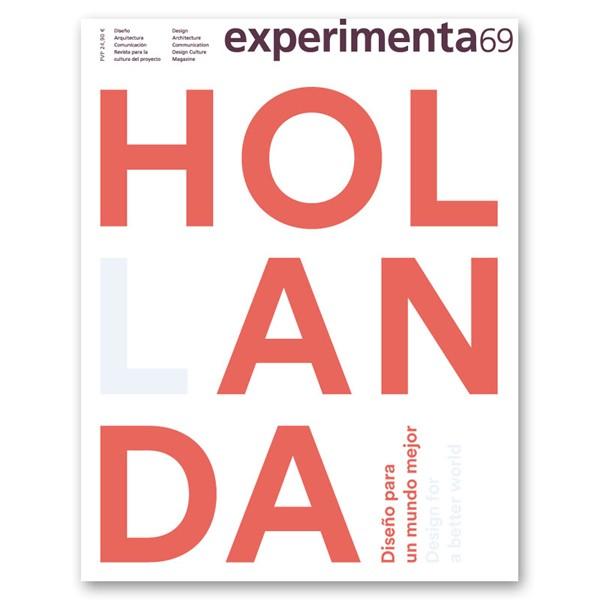 Experimenta 69: diseño social para un mundo mejor, 2015.