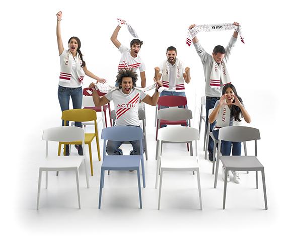 nuevas colecciones de actiu en orgatec 2014