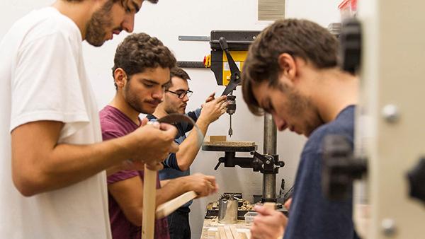 El IED inaugura Fab Lab, un nuevo espacio en Madrid
