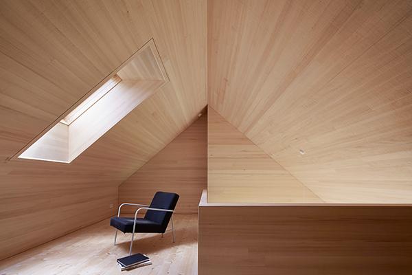 Piel de madera: Haus für Julia und Björn
