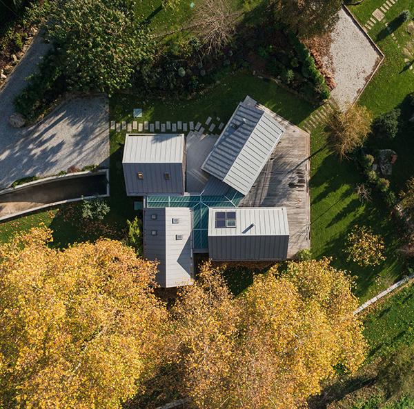 House of four houses, de PROD architecture & design
