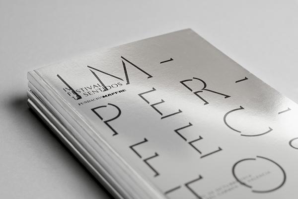 Imperfectos, la campaña gráfica de Mr. Simon para el Festival 10 Sentidos