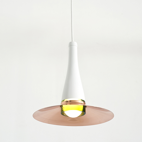 LaFlor, lámpara de Nutcreatives para Lucirmás