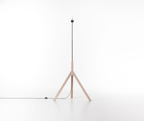 Lámpara Noneli, de Auriga Studio para Fromabilio