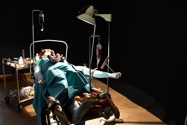 Eat body design, Museo Baerengasse de Zúrich (Suiza), 2014. © Marco Zangger
