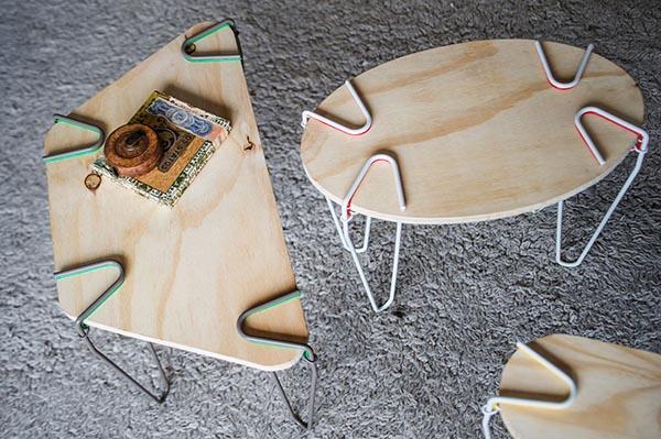 Diseña tus propios muebles, Snap de Be-elastic