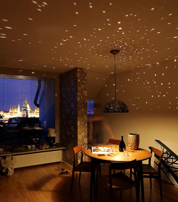 Starry Light, lámpara de suspensión de Anagraphic
