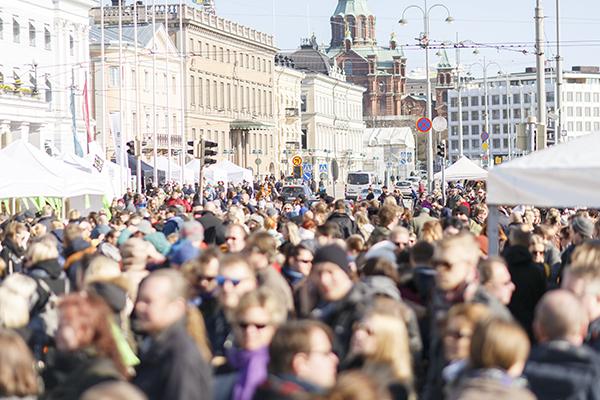 Streat Helsinki, comida y diseño al aire libre