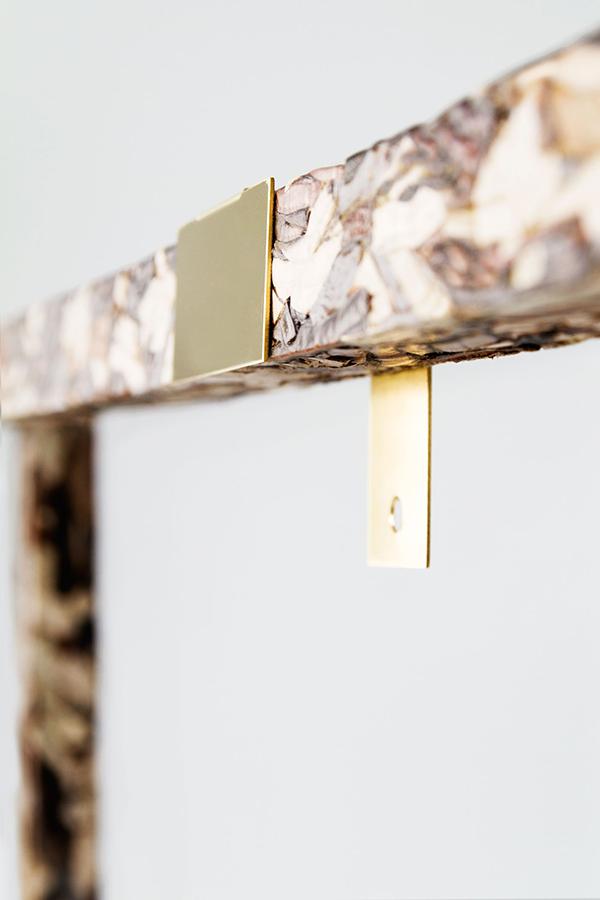 Structural Skin, el nuevo material de Jorge Penadés