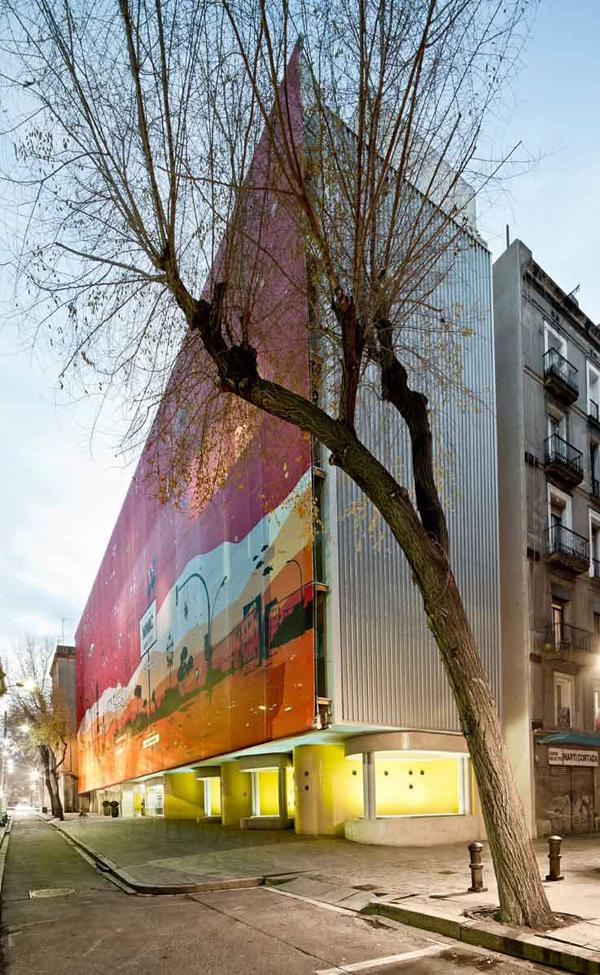 Arc del Teatre, un hotel de Equip Xavier Claramunt